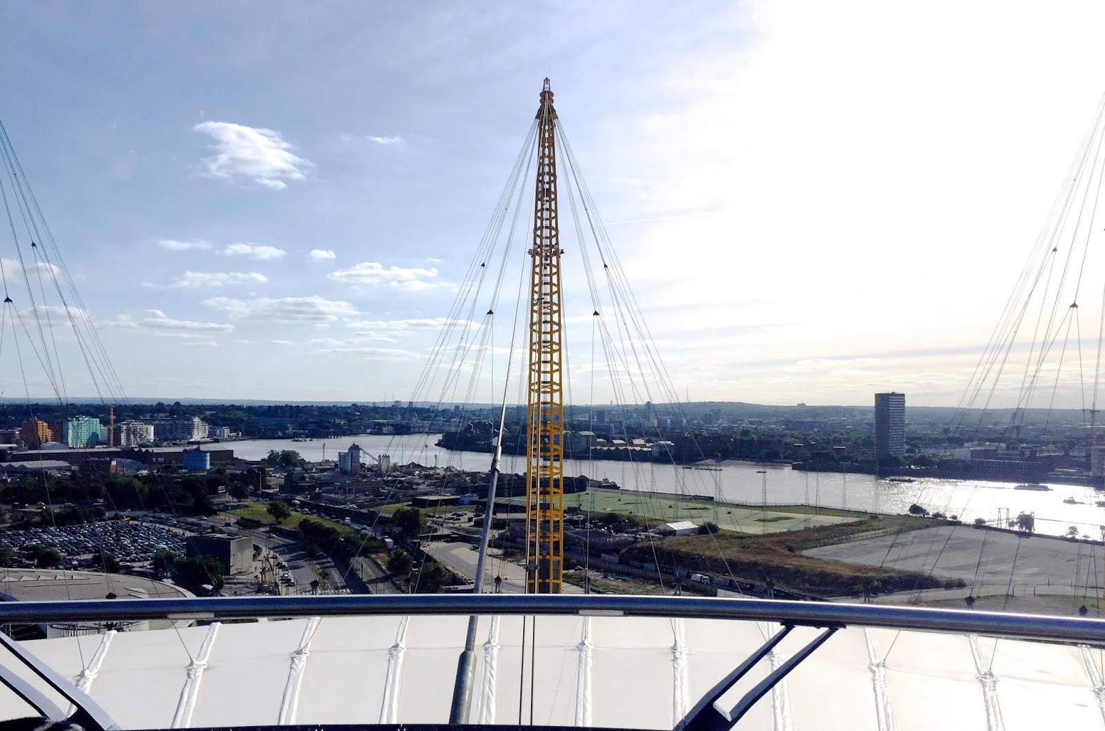 Urban Climbing London Views