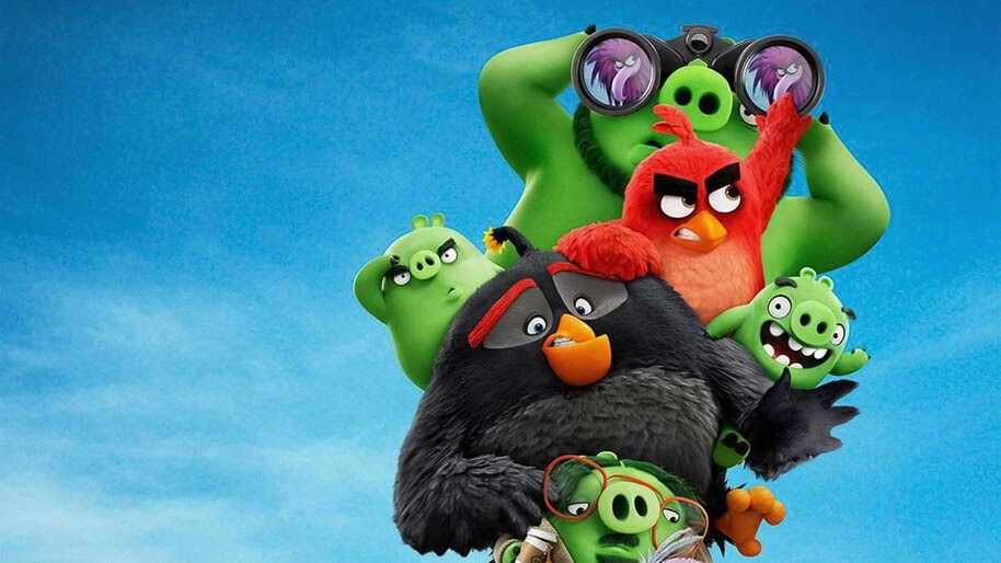 Angry Birds Movie 2, Characters, 4K, #27