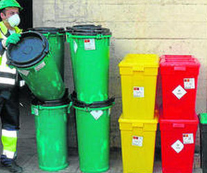 recogida residuos sanitarios sevilla