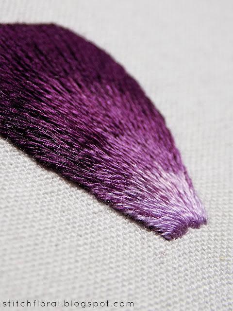 Needlepainting tips p.6: Shading on shading, is it worth it?