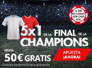 suertia promocion La gran final de Champions 26 mayo
