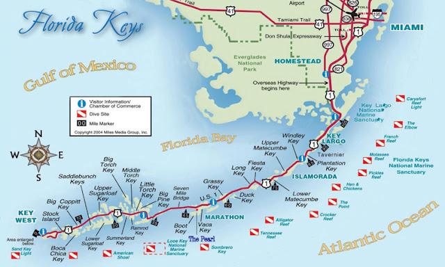 Resultado de imagem para As lindas ilhas do conjunto Florida Keys