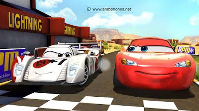 لعبة سباق السيارات Cars: