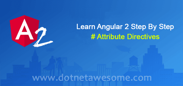 Angular 2 attribute directives