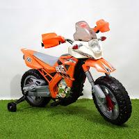 junior tr1403 motocross motor mainan aki