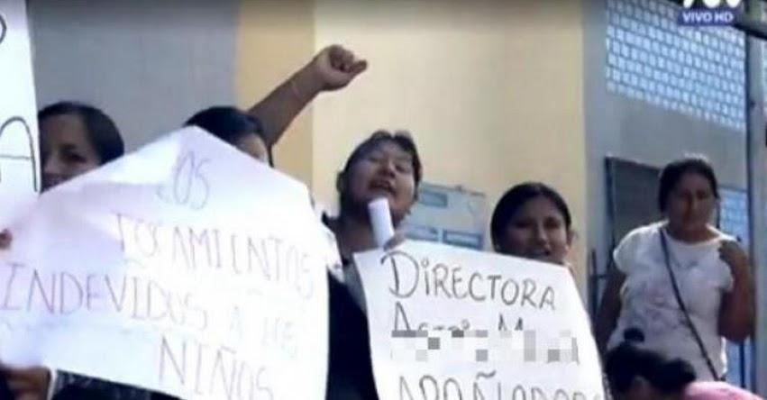 Acusan a profesor de educación física del colegio Harol Wojtyla de tocamientos indebidos en San Juan de Lurigancho