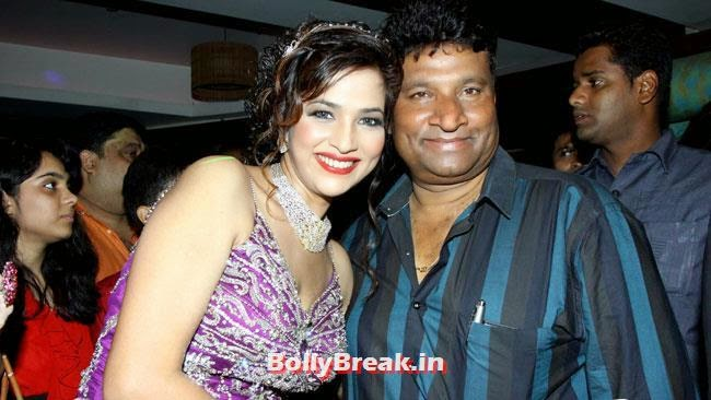 Tanisha Singh and Satish Shetty, Page 3 Girl Tanisha Singh Birthday Bash Pics