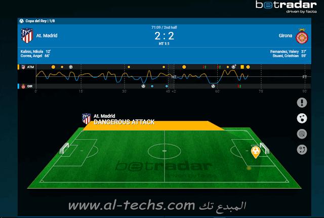 live match tracker