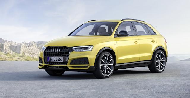 новый Audi Q3