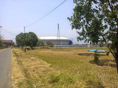 Tersesat di Gedebage Bandung