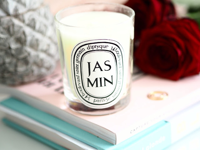 diptyque jasmine candle spring lilies