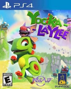 Yooka Laylee PS4 [PKG] Oyun İndir [Multi]