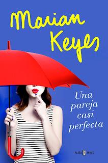 Portada del libro Una pareja casi perfecta, de Marian Keyes