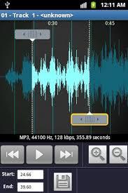 Aplikasi Untuk Memotong Lagu Mp3 Pada Ponsel Android