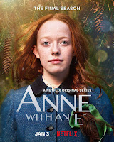 Tercera y última temporada de Anne with an E