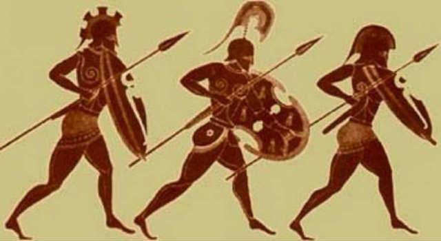 Ancient Greece: Ancient Greek commandos