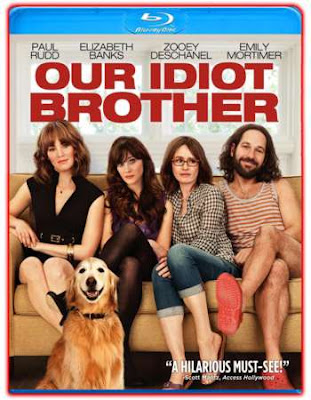 Our Idiot Brother 2011 Eng BRRip 480p 300mb ESub