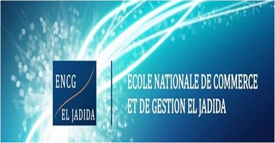 المدرسة الوطنية للتجارة و التسيير - الجديدة: مباراة توظيف 05 أساتذة التعليم العالي مساعدين. آخر أجل هو 16 يناير 2018