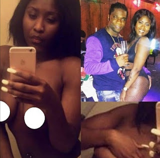 "Speed Darlington Shares Woman's N*ked Photos"" Then Goes On To Bodyshame Her"