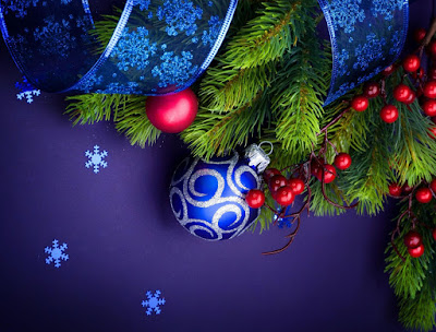 Christmas wallpapers for Twitter