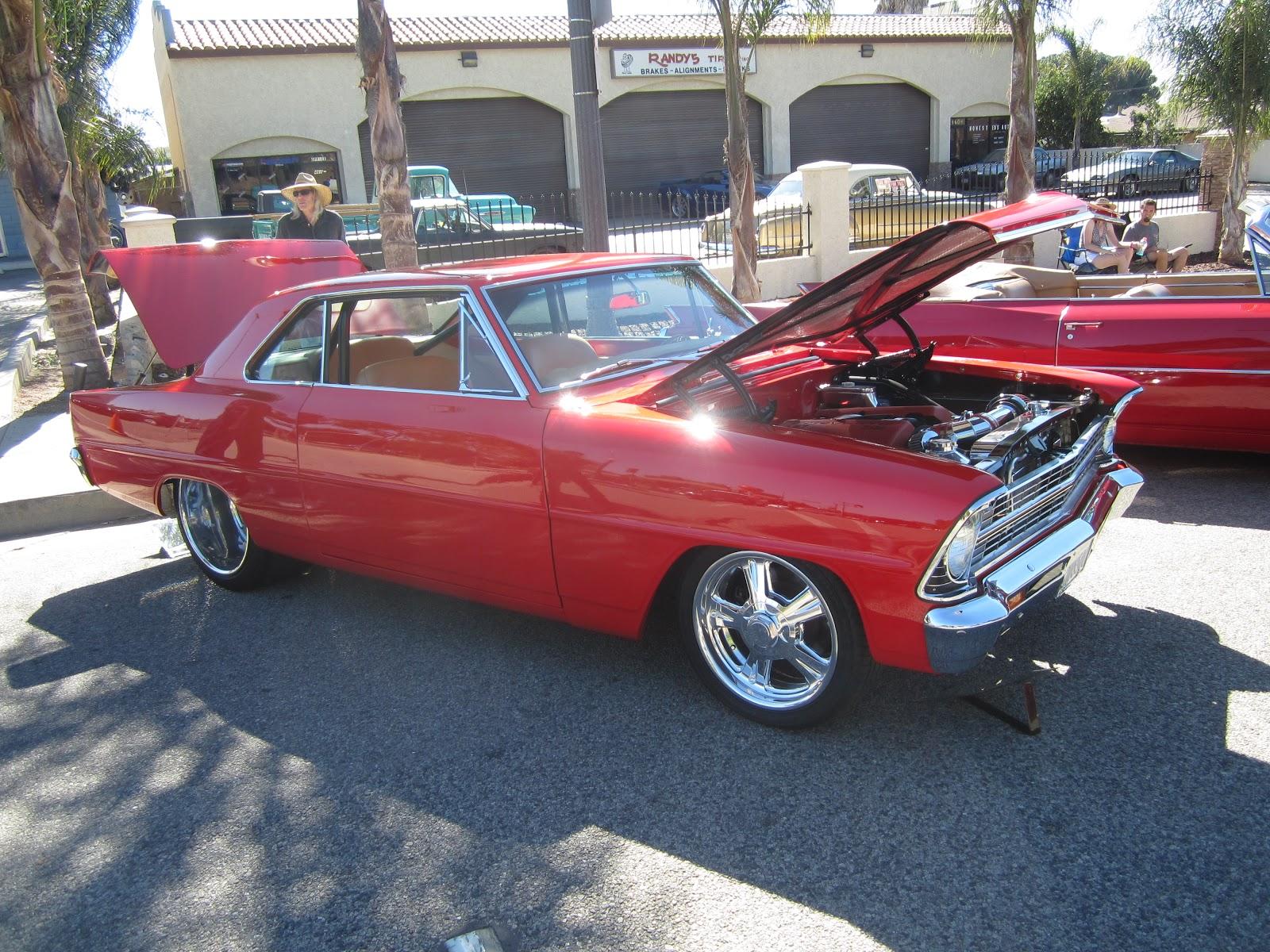 Moorpark Classic Car Show