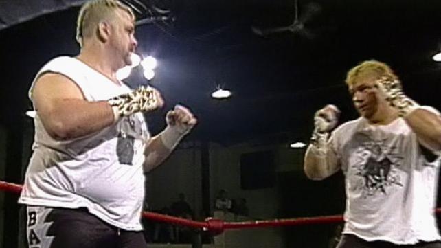 En la esquina contraria: La otra cara de la ECW: la E no