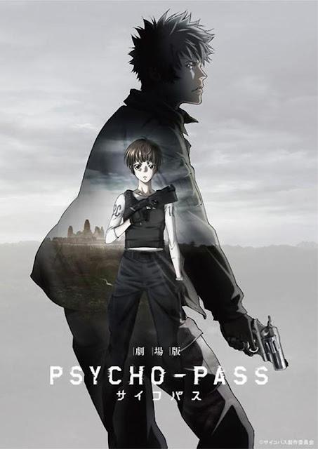 Anime movie yang terbaik - Psycho-pass