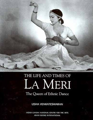 The Life And Times of LA MERI, Usha Venkateswaran, Amazon, artpreneure-20