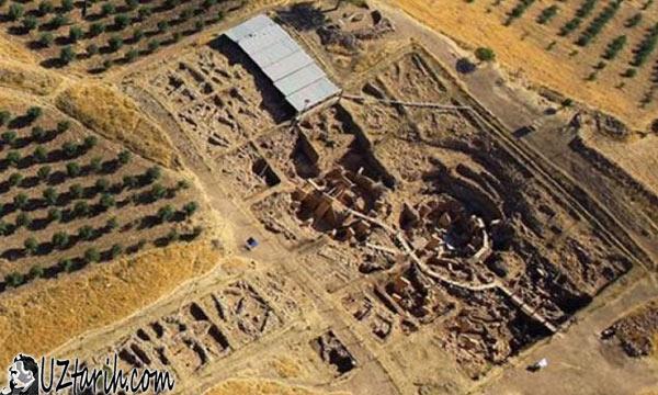 göbekli tepe tapınak