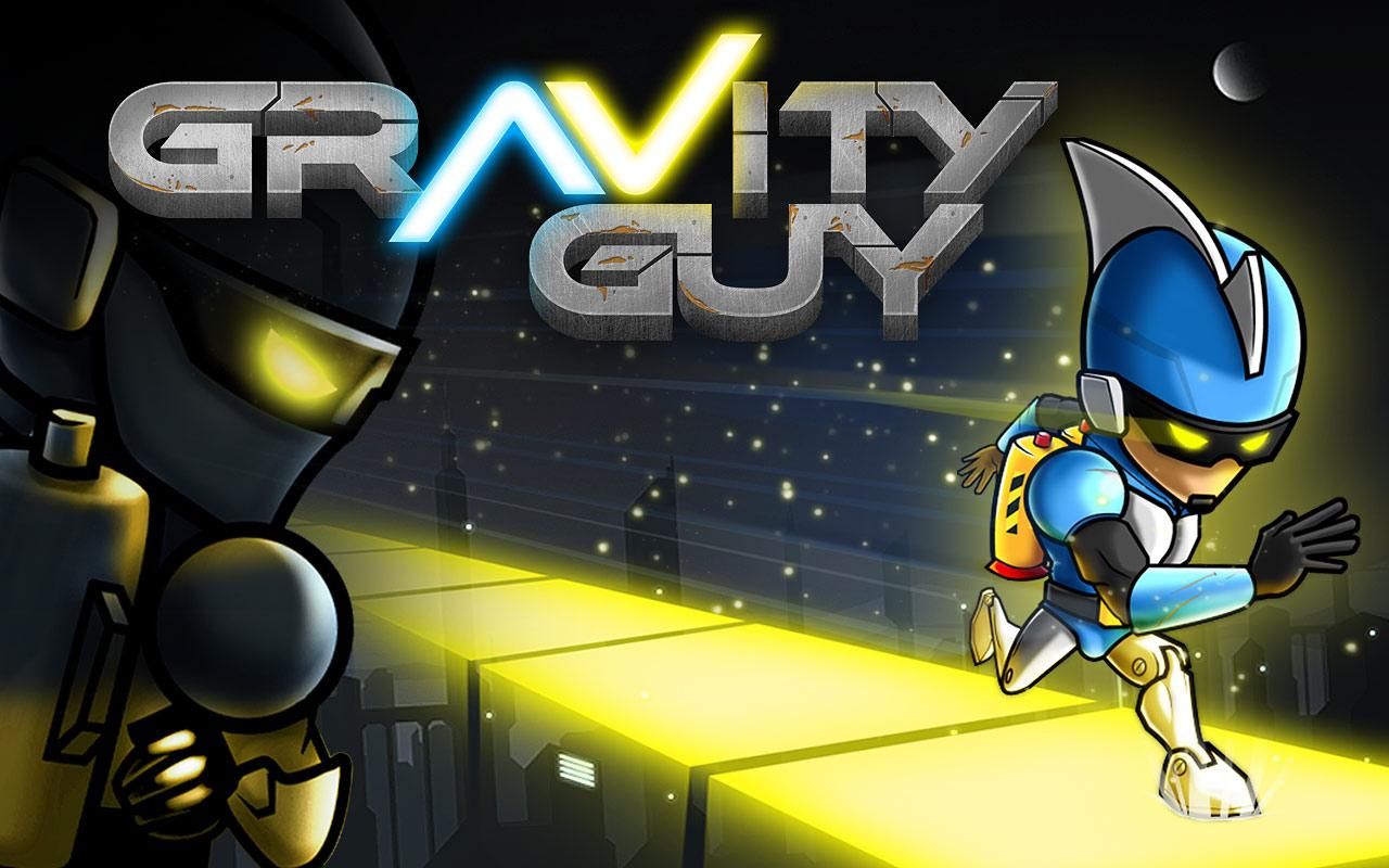 Gravity Guy Cool Math Games