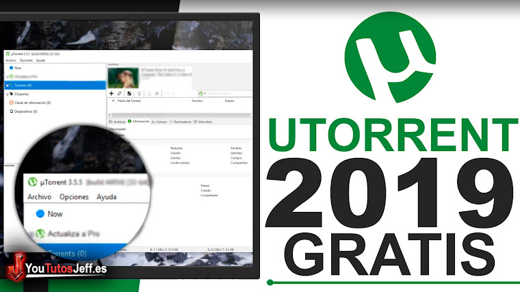 Como Descargar uTorrent ULTIMA VERSIÓN 2019 ESPAÑOL