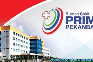 Lowongan Rumah Sakit Prima Pekanbaru Agustus 2018