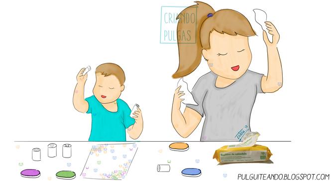 Sello de Calidad: Toallitas y crema CalenduflorBaby de Mama Natura (Laboratorios Dhu)