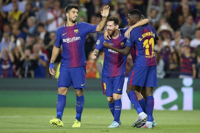 """Barca đọ """"Dải ngân hà"""" Real: Messi và dàn SAO huyền ảo 550 triệu euro 1"""