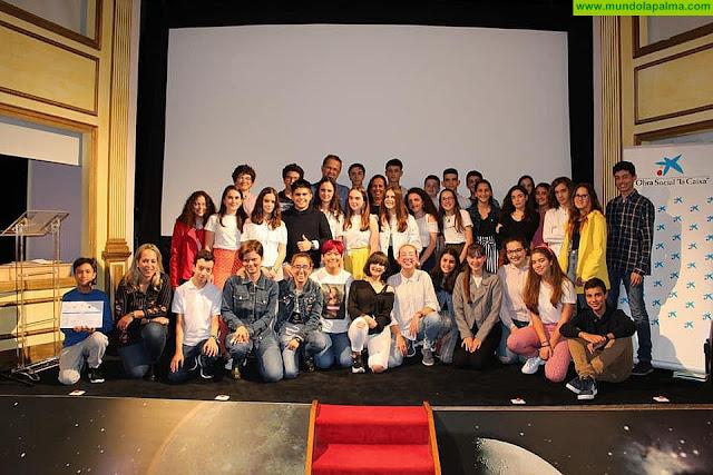 El Cabildo apoya el proyecto 'Estímulo del Talento Matemático' entre estudiantes de la isla