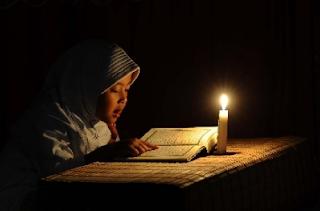 membaca Al-qur'an dengnan mudah dan cepa