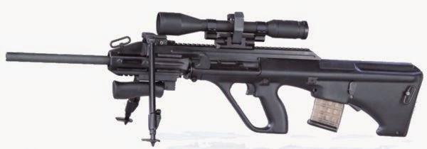 Teror Selandia Baru Wikipedia: Senjata-Senjata Canggih Tim Densus 88