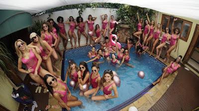 Pool party das bailarinas