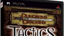 Dungeons Dragons Tactics [Inglés]