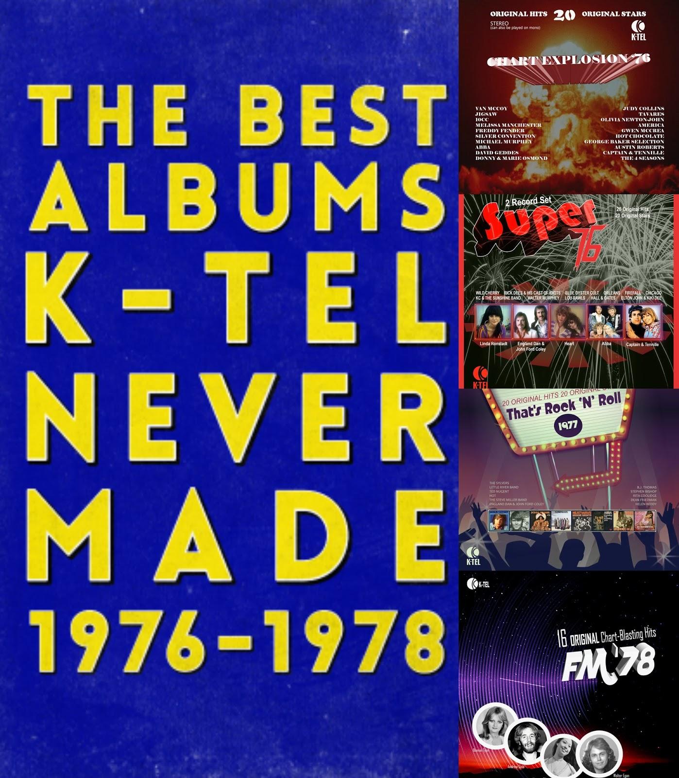 Ktel dynamite album