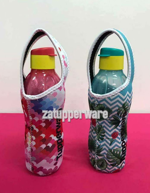 Tupperware Eco Bottle Flip Top (2) 750ml