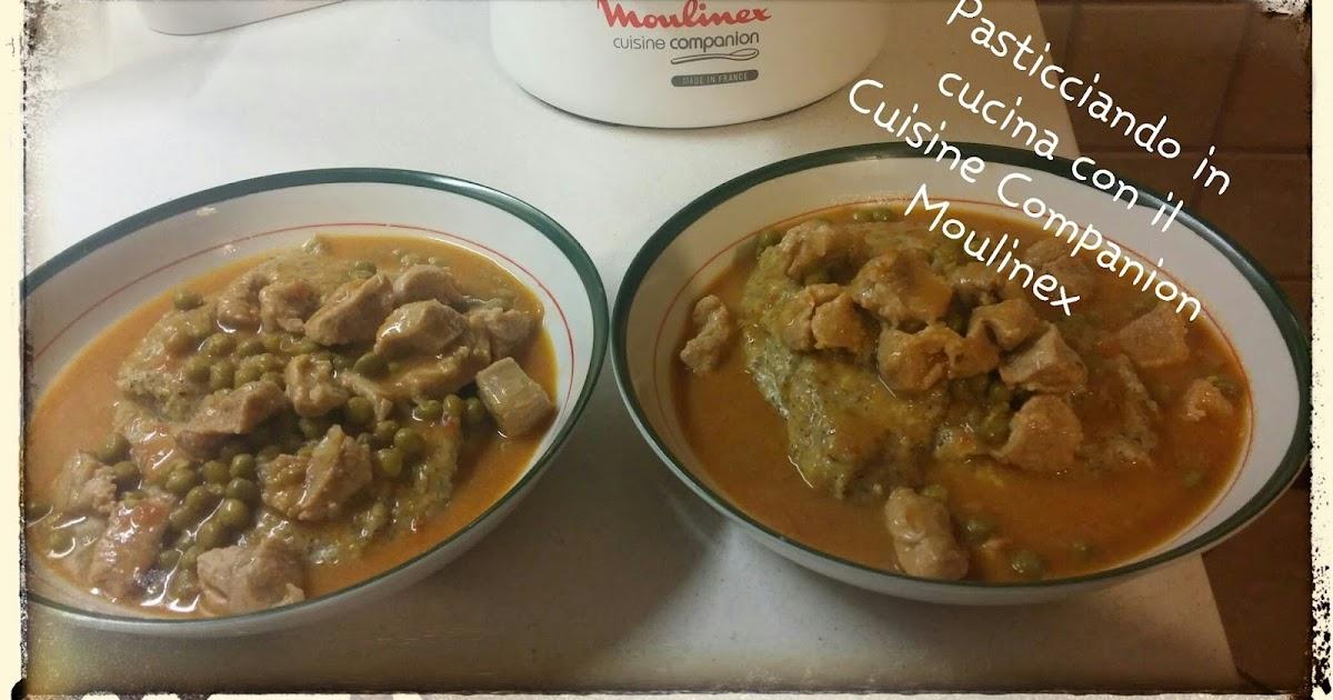 Polenta taragna con spezzatino - Cuisine Companion Moulinex