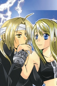 Fullmetal Alchemist Doujinshi - RoyRiza Collection