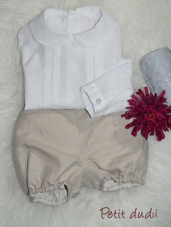 Blusa y Pantalón Para Niño Petitdudu