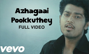 Azhagai Pookuthe – VV Prasanna – HD Video