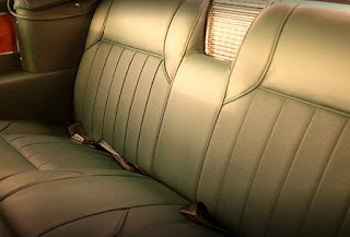 1964 Cadillac Eldorado Convertible Seat Rear