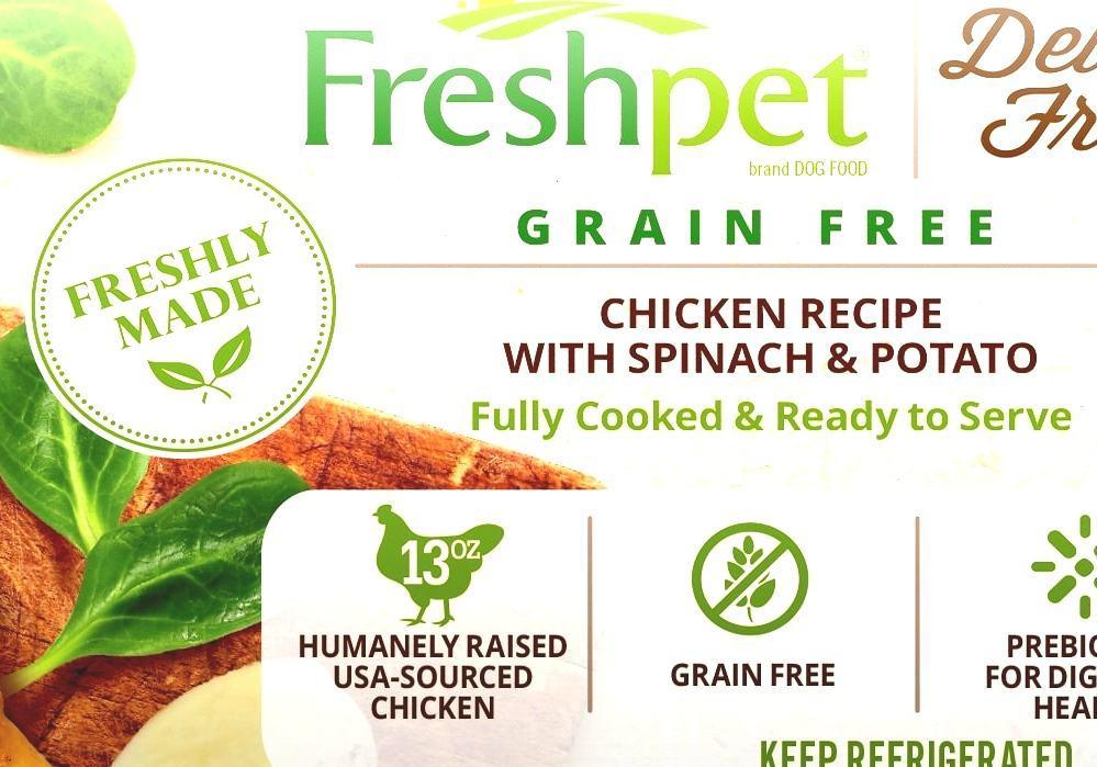 Freshpet Deli Fresh Dog Food