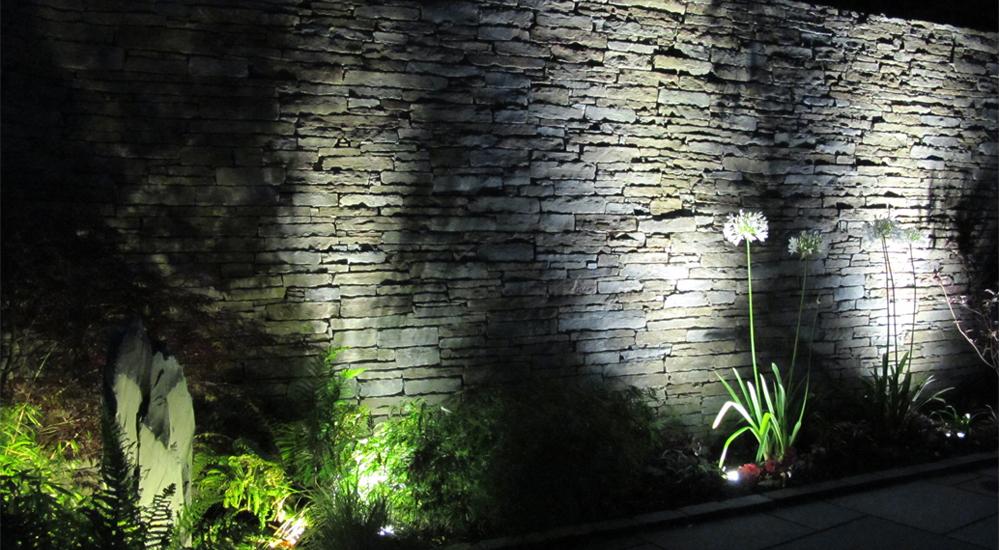 lampu taman cantik