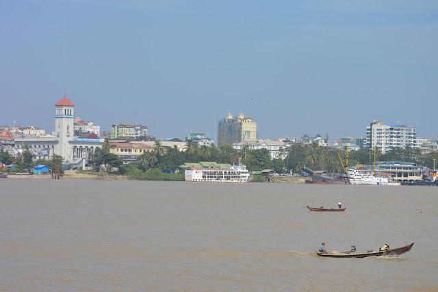 Baie de Yangon