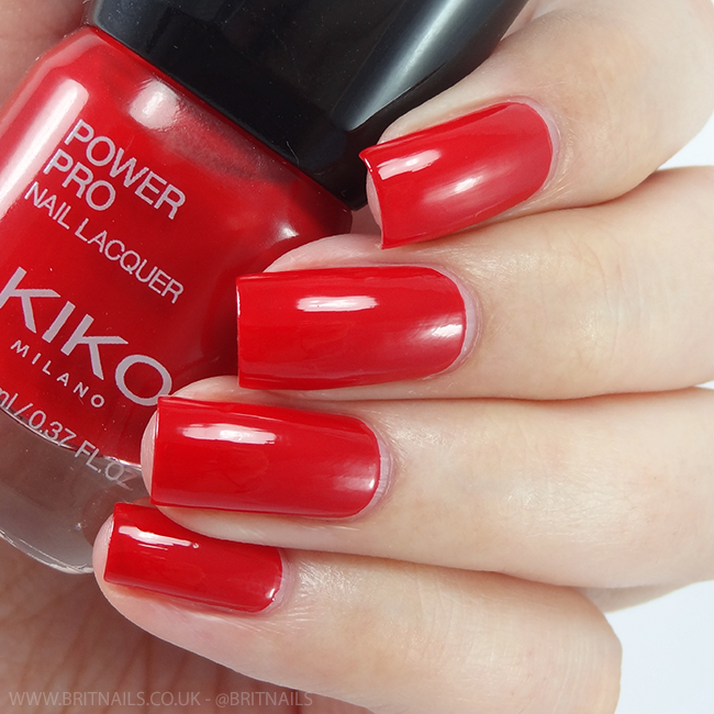 Kiko Power Pro 13 Red